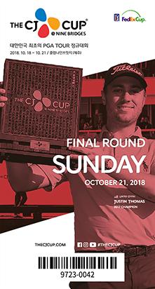 Final Round Ticket