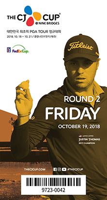 Round 2 Ticket