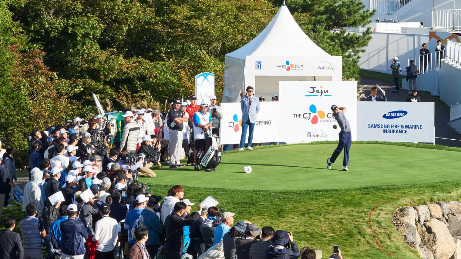 저스틴토마스, PGA TOUR STAR
