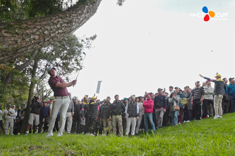 [2018 THE CJ CUP] A four day journey