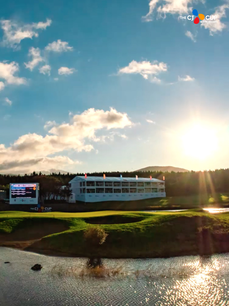 [2018 D-DAY before sunrise] BEGIN, 2018 THE CJ CUP