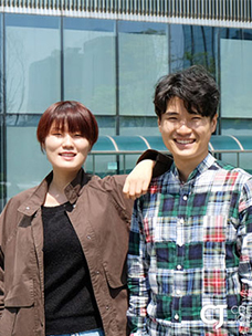 CJ E&M PD들의 진짜 프로듀서 이야기! tvN 정무원 PD & 신찬양 PD 인터뷰 이미지입니다.