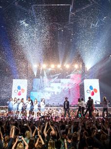 CJ E&M, KCON 2016 프랑스 개최! 프랑스 파리에 ''코리아 프리미엄'' 물결치다 이미지 설명입니다
