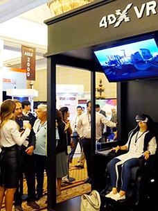 CJ CGV, 오감체험 VR 신세계 연다! ''코리아 VR 페스티벌 2016'' 참가