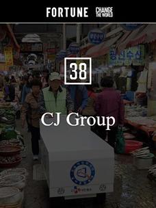 CJ그룹, 美 포춘지 선정 '세상을 바꾸는 혁신기업 50' 국내 최초 등재
