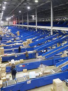 CJ대한통운, 택배업계 최초 '연간 배송 10억 상자' 돌파