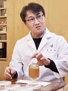 알룰로스 세계 최초 상용화의 주역, 양성재 연구원을 만나다