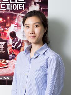 음식 예능에서 발견한 새로운 가능성, <스트리트 푸드 파이터> 박희연 PD