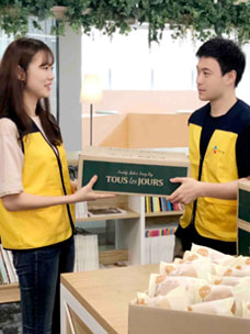 CJ푸드빌 뚜레쥬르, '착한빵 캠페인'으로 나눔빵 100만개 기부