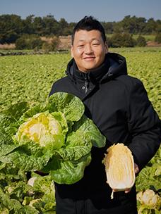 CJ프레시웨이 농산팀 조원일 MD