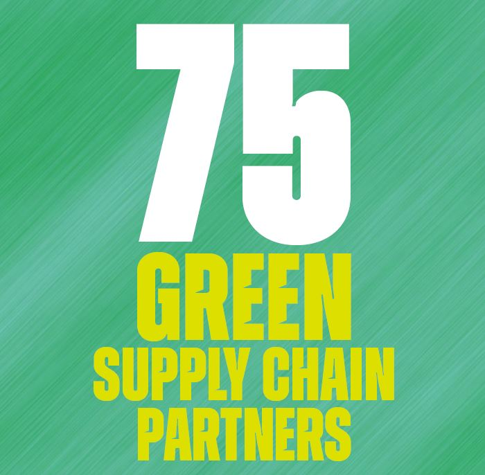 2020 Green Supply Chain Partner