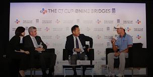 THE CJ CUP @ NINE BRIDGES
