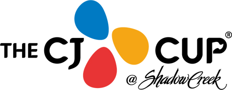 THE CJ CUP @ SHADOW CREEK LOGO