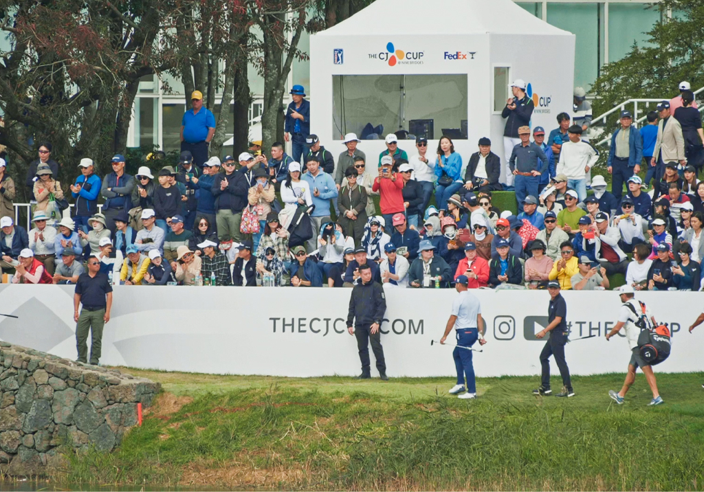 A four-day festival on green filled with passion  and joy for the PGA TOUR