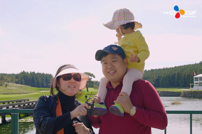 [2018 Interview] THE CJ CUP gallery