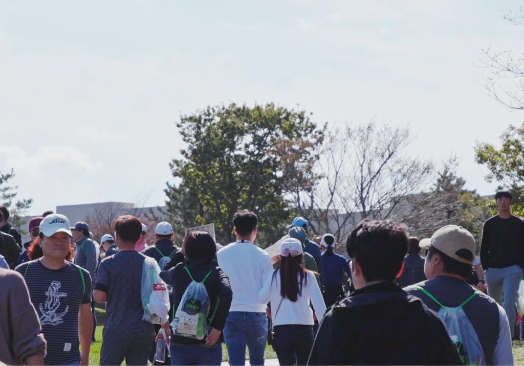 NO.1 PGA투어를 향한 우리 모두의  땀과 열정을 담은 4일간의 축제