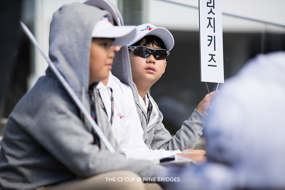 [2019 BRIDGE KIDS] MEMORABLE MOMENT WITH MENTOR 'K.J CHOI' & 'TOMMY FLEETWOOD'