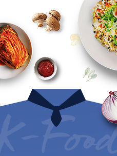 김소희 셰프의 K-Food 레시피로 당신이 요리한 K-Food를 보여주세요!