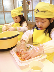 CJ프레시웨이, 영양 교육 강화된 ''건강한 식문화 쿠킹클래스'' 운영