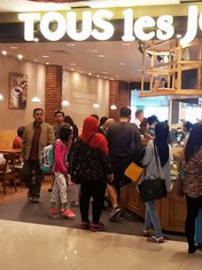 CJ푸드빌, 인도네시아 발리 공항에 뚜레쥬르 개점
