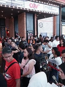CJ CGV, 인도네시아 1천만 관객 돌파!