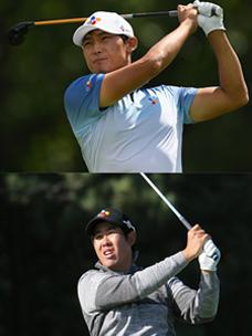 CJ대한통운 소속 골퍼 안병훈∙김민휘 PGA 공동 준우승… 희망을 쏘다