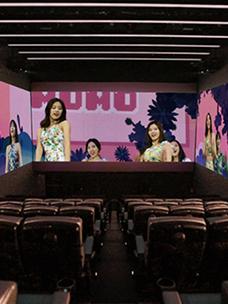 4DX with ScreenX 최초 콘서트 무비 ''트와이스랜드''