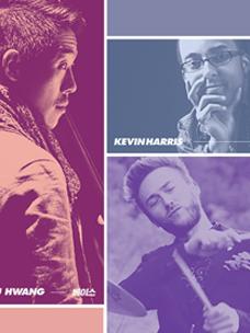 Tune Up Jazz Stage with Kevin Harris Project(케빈 해리스, 황호규, 리 피쉬 트리오)