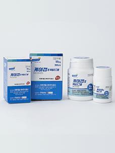씨제이헬스케어 신약 케이캡, 300정 제품 출시