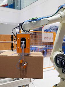 CJ대한통운, 로봇이 박스쌓고 택배하차까지..., 무인화 기술개발 추진