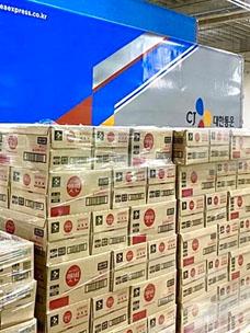 CJ제일제당, 수해지역 긴급구호… 1만 2천개 먹거리 지원