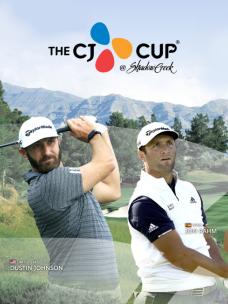 THE CJ CUP @ Shadow Creek 주요 선수 확정 발표 … PGA투어 슈퍼스타 총 출동!