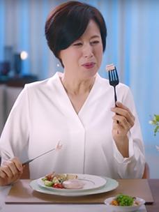 더 건강한 부드러운닭가슴살  모델 박미선