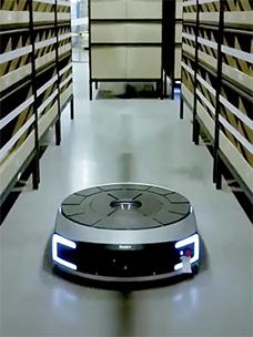무인 운송 로봇(AGV)